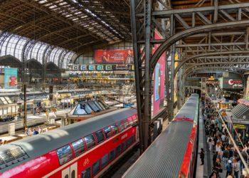 Beschwerden über die Deutsche Bahn nehmen zu.(Foto: pixabay, License free)