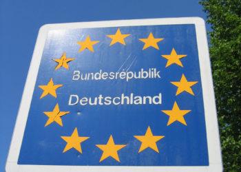 Deutsche Grenze