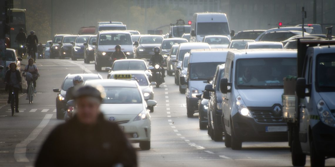 Im vergangenen Jahr wurde in 57 deutschen Städten gegen den EU-Grenzwert für Stickstoffdioxid verstoßen (Foto: pixabay, license free).