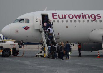 Die Flugbegleiter haben die Urabsimmung über Streiks bei der Eurowings gestoppt (Foto: pixaba, license free).