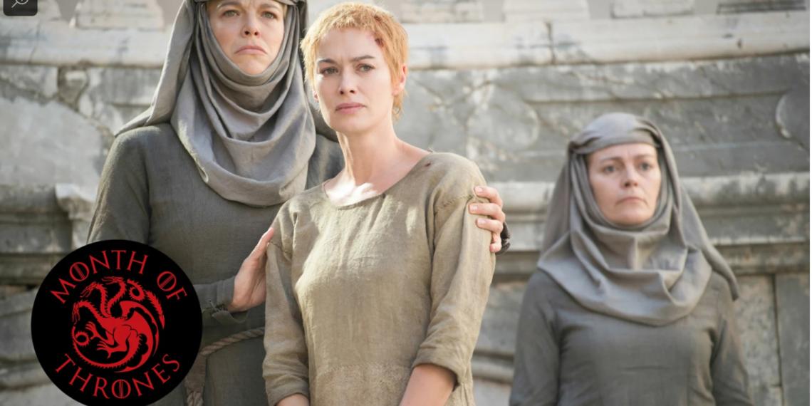 """Jeder der nicht den einen Gott anbetet, muss über den """"Walk of Shame"""". Die gruselige Szenen in """"Games of Thrones"""" beenden ein Königreich."""