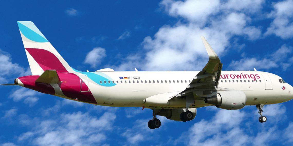 Neben der Eurowings werden auch die Lufthansa-Töchter SunExpress und Germanwings bestreikt. (Foto: ramboldheiner, Pixabay)