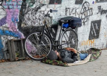 Immer mehr Menschen in Deutschland haben kein Dach überm Kopf. (Foto: Pixabay)