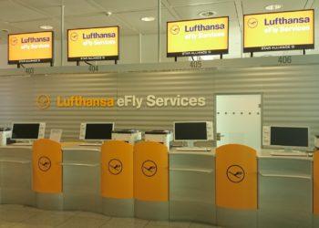 Die Lufthansa darf bestreikt werden. Das Arbeitsgericht Frakfurt wies Eilantrag der Airline ab. (Foto:  Hans Romeiser. pixabay)