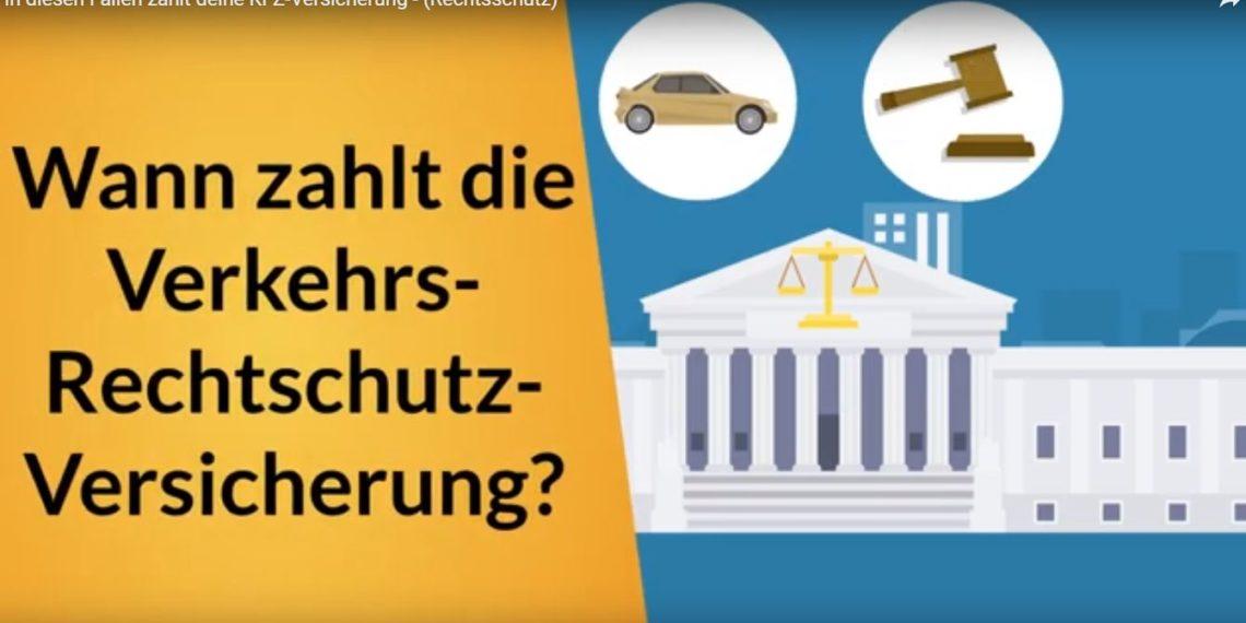 Kfz.-Versicherung: Rechtsschutz im Video anschaulich  erklärt. (GRafik: anwalt-innovativ)