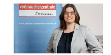 Annabel Oelmann, Vorständin der Verbraucherzentrale Bremen. Foto: Focke Strangmann