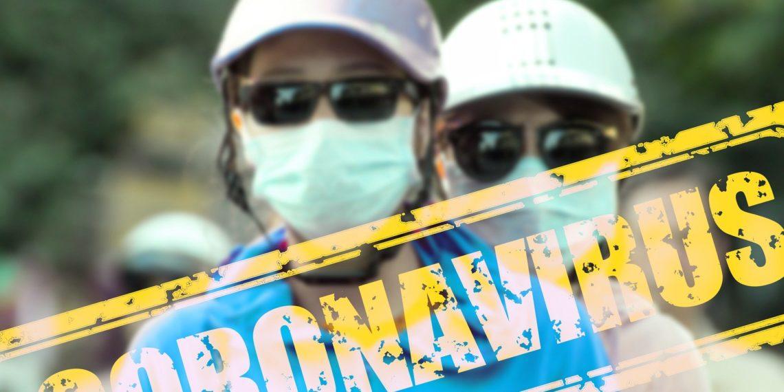 Aus Asien kennt man sie - jetzt trägt man Atemschutzmasken auch in Europa. (Foto: Gerd Altmann, Pixabay)