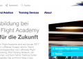 Zumindest auf der Webseite liest sich die Pilotenausbildung der Lufthansa oder Swiss gut.